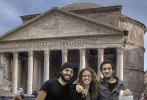 Urban Design Project in Rome Brings Insights and Recognition